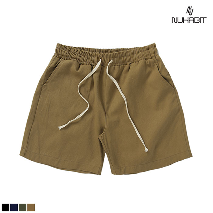 [A_14] Cotton Basic Short Pants - 4 colors