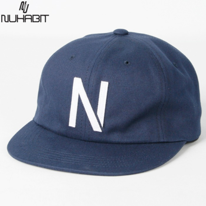 뉴해빗 - PATCH N - TRUCKER 6P CAP - 2 COLORS